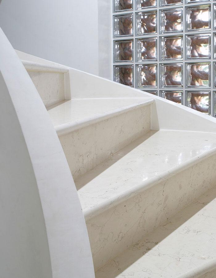 Scala a chiocciola in cemento eli ca 01 for Como trazar una escalera de caracol de concreto