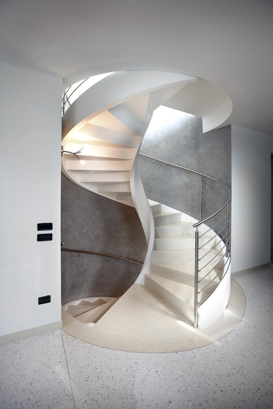 Escalier Colimaçon Beton : escalier h lico dal en b ton eli ca 09 ~ Melissatoandfro.com Idées de Décoration