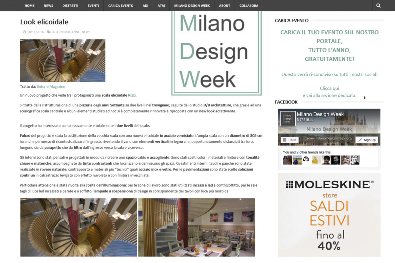 Milano design week for Milano week design